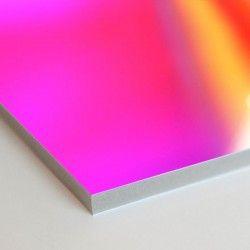 Panel foam