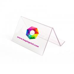 Expositor para tarjetas