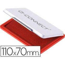 Tampón Q-connect rojo