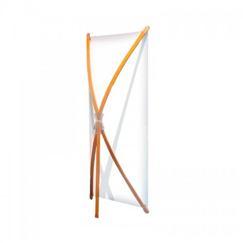 Banner de bambú